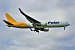yoshibouさんが、成田国際空港で撮影したポーラーエアカーゴ 767-3JHF(ER)の航空フォト(写真)