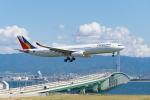 きゅうさんが、関西国際空港で撮影したフィリピン航空 A330-343Xの航空フォト(写真)