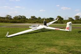 LOTUSさんが、大利根飛行場で撮影した日本個人所有 DG-800Aの航空フォト(飛行機 写真・画像)