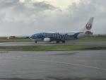職業旅人さんが、那覇空港で撮影した日本トランスオーシャン航空 737-4Q3の航空フォト(写真)