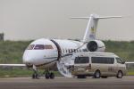 mameshibaさんが、羽田空港で撮影したKids R Kids International Inc CL-600-2B16 Challenger 604の航空フォト(写真)