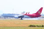 KIMISTONERさんが、台湾桃園国際空港で撮影した深圳航空 737-87Lの航空フォト(写真)
