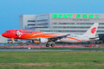 KIMISTONERさんが、台湾桃園国際空港で撮影した中国国際航空 A321-213の航空フォト(写真)