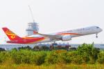 KIMISTONERさんが、台湾桃園国際空港で撮影した香港航空 A350-941XWBの航空フォト(写真)