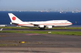 timeさんが、羽田空港で撮影した航空自衛隊 747-47Cの航空フォト(飛行機 写真・画像)