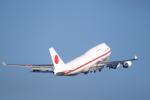 timeさんが、羽田空港で撮影した航空自衛隊 747-47Cの航空フォト(写真)