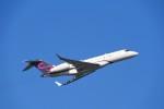 timeさんが、羽田空港で撮影したゼッタ・ジェット BD-700-1A10 Global 6000の航空フォト(写真)