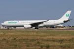 つみネコ♯2さんが、リスボン・ウンベルト・デルガード空港で撮影したオーベスト A330-343Xの航空フォト(写真)