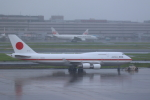dianaさんが、羽田空港で撮影した航空自衛隊 747-47Cの航空フォト(写真)