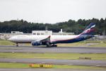 どりーむらいなーさんが、成田国際空港で撮影したアエロフロート・ロシア航空 A330-343Xの航空フォト(写真)
