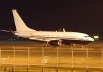 やまっちさんが、中部国際空港で撮影したアメリカ企業所有 737-7JR BBJの航空フォト(写真)