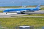 amagoさんが、関西国際空港で撮影したKLMオランダ航空 787-9の航空フォト(写真)