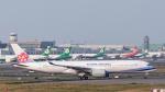 2wmさんが、台湾桃園国際空港で撮影したチャイナエアライン A350-900の航空フォト(写真)