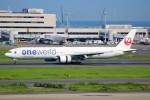 ばっきーさんが、羽田空港で撮影した日本航空 777-346の航空フォト(写真)