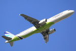 テクノジャンボさんが、成田国際空港で撮影したエアプサン A321-231の航空フォト(写真)