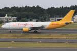 テクノジャンボさんが、成田国際空港で撮影したエアー・ホンコン A300F4-605Rの航空フォト(写真)