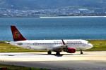 we love kixさんが、関西国際空港で撮影した吉祥航空 A320-214の航空フォト(写真)