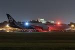 じゃがさんが、成田国際空港で撮影したニュージーランド航空 787-9の航空フォト(写真)