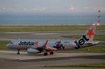 ハピネスさんが、関西国際空港で撮影したジェットスター・ジャパン A320-232の航空フォト(飛行機 写真・画像)