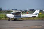 kumagorouさんが、仙台空港で撮影したアイベックスアビエイション 172S Skyhawk SPの航空フォト(飛行機 写真・画像)