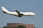 hareotokoさんが、成田国際空港で撮影したウィルミントン・トラスト・カンパニー 747-4KZF/SCDの航空フォト(写真)