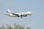 hareotokoさんが、成田国際空港で撮影した日本航空 737-846の航空フォト(写真)