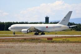 hidetsuguさんが、千歳基地で撮影した航空自衛隊 767-2FK/ERの航空フォト(写真)