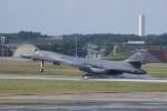 かずまっくすさんが、三沢飛行場で撮影したアメリカ空軍 B-1B Lancerの航空フォト(写真)