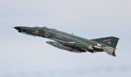 こびとさんさんが、小松空港で撮影した航空自衛隊 RF-4EJ Phantom IIの航空フォト(飛行機 写真・画像)