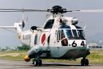 なぞたびさんが、長崎空港で撮影した海上自衛隊 HSS-2B Sea Kingの航空フォト(写真)
