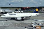 D-AWTRさんが、フランクフルト国際空港で撮影したルフトハンザドイツ航空 A320-214の航空フォト(写真)