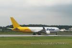 kanadeさんが、成田国際空港で撮影したポーラーエアカーゴ 767-3JHF(ER)の航空フォト(写真)