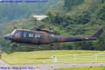 Chofu Spotter Ariaさんが、キャンプ富士で撮影した陸上自衛隊 UH-1Jの航空フォト(飛行機 写真・画像)