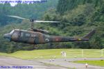Chofu Spotter Ariaさんが、キャンプ富士で撮影した陸上自衛隊 UH-1Jの航空フォト(写真)