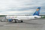 kanadeさんが、ワルシャワ・フレデリック・ショパン空港で撮影したスモール・プラネット・エアラインズ・ポーランド A321-211の航空フォト(写真)
