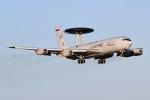 JRF spotterさんが、ダニエル・K・イノウエ国際空港で撮影したアメリカ空軍 E-3B Sentry (707-300)の航空フォト(写真)