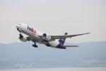 kix大好きカズチャマンさんが、関西国際空港で撮影したフェデックス・エクスプレス 777-FHTの航空フォト(写真)