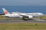 キイロイトリ1005fさんが、中部国際空港で撮影した日本航空 787-8 Dreamlinerの航空フォト(写真)