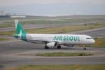 kix大好きカズチャマンさんが、関西国際空港で撮影したエアソウル A321-231の航空フォト(写真)