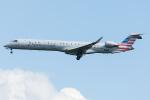 Tomo-Papaさんが、ワシントン・ダレス国際空港で撮影したピーエスエー・エアラインズ CL-600-2D24 Regional Jet CRJ-900LRの航空フォト(写真)