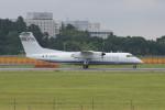 ポン太さんが、成田国際空港で撮影した国土交通省 航空局 DHC-8-315Q Dash 8の航空フォト(写真)