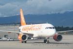 kanadeさんが、ジュネーヴ・コアントラン国際空港で撮影したイージージェット・スイス A319-111の航空フォト(写真)