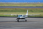 CL&CLさんが、奄美空港で撮影したアジア航測 208B Grand Caravanの航空フォト(写真)