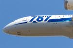 isoさんが、成田国際空港で撮影した全日空の航空フォト(写真)