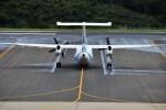 kiraboshi787さんが、石見空港で撮影した海上保安庁 DHC-8-315Q MPAの航空フォト(写真)