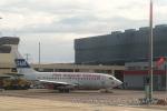 kanadeさんが、ジュネーヴ・コアントラン国際空港で撮影したエール・メディテラネ 737-222の航空フォト(写真)