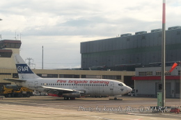 kanade/Ryo@S.O.R.A.さんが、ジュネーヴ・コアントラン国際空港で撮影したエール・メディテラネ 737-222の航空フォト(飛行機 写真・画像)