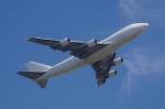 SOMAさんが、成田国際空港で撮影したウィルミントン・トラスト・カンパニー 747-4KZF/SCDの航空フォト(写真)