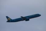 reonさんが、香港国際空港で撮影したベトナム航空 A321-231の航空フォト(写真)