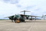 たまさんが、米子空港で撮影した航空自衛隊 C-1の航空フォト(写真)